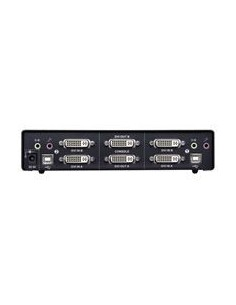 ROLINE KVM Switch, DVI, USB