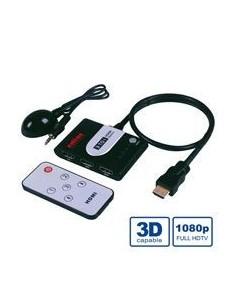 ROLINE HDMI Switch, 3-Porty