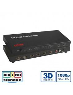 ROLINE Switch HDMI 4 x 2