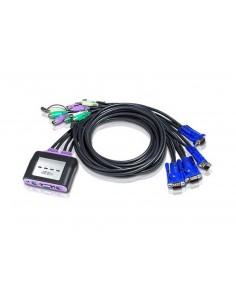 ATEN Switch KVM VGA/PS/2 z...