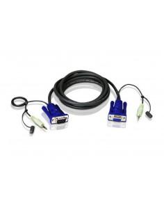 ATEN Przewód VGA/audio 1.8m...