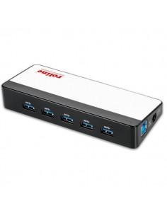 ROLINE Hub USB3.0  Black &...