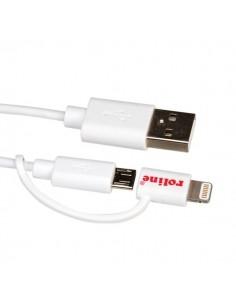 ROLINE 8pin+MicroB to USB...