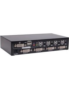 VALUE Switch KVM 1 User - 4...