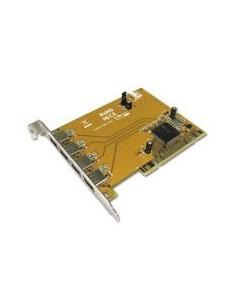 ROLINE PCI Adapter, 4 USB 2.0