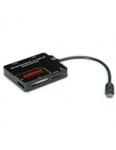 ROLINE USB 2.0 Czytnik kart...