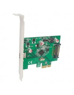 VALUE Adapter PCIe USB 3.1...