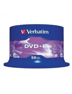 VERBATIM DVD+R 4,7GB Cake...