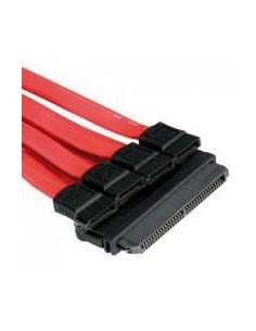 Roline Kabel SAS/4x SATA 0.5m