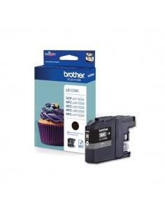 BROTHER Tusz LC-123BK,...