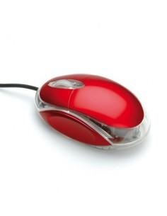 VALUE Mysz optyczna, czerwona
