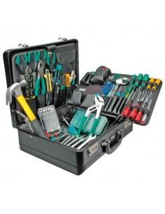 Profesjonalny zestaw dla elektrotechnika w walizce-Value
