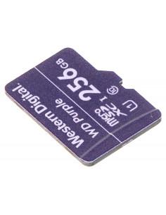 KARTA PAMIĘCI SD-MICRO-10/256-WD UHS-I, SDHC 256GB Western Digital