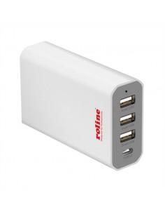 ROLINE ładowarka USB 4...