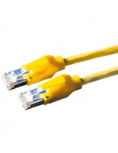 Kabel DRAKA Patchcord HP-FTP Kat.6 żółty 2m