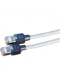 DÄTWYLER PVC Patchcord S/UTP Kat.5e szary 1m kabel krosowany