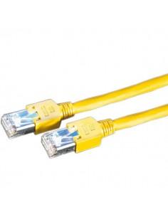 Kabel DÄTWYLER Patchcord S/UTP Kat.5e żółty 20m LSOH