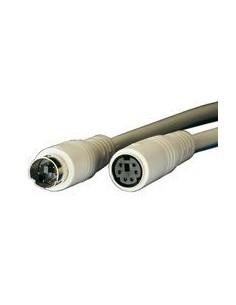Value Kabel PS/2 M/F 6m