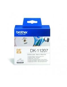 BROTHER DK11207 Etykiety...
