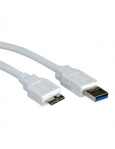 Kabel USB 3.0 Typ A M -...