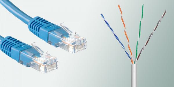 Co to jest kabel UTP ?  - charakterystyka, zastosowanie